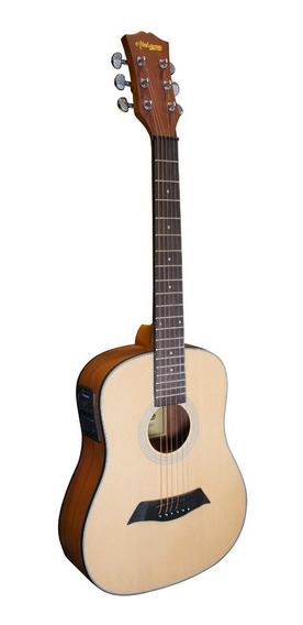 Guitarra Electroacústica Alabama - Viajera, Fishman