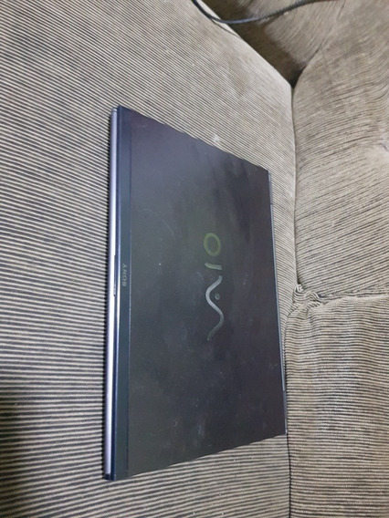 Notebook Sony Vaio Made In Japan 2gb Ram Hd 200 Gb Tela 13.3