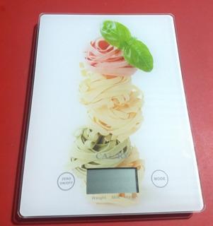 Balanza Digital De Cocina Camry Exacta 5 Kg Super Slim 1.4cm