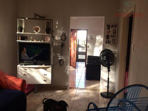 Casa Com 2 Dormitórios À Venda, 120 M² - Jardim Bela Vista - Bauru/sp - Ca1880
