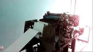 Maquina De Imprenta Offset Rotativa De Bobina De Papel