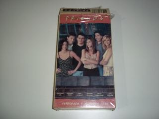 Friends, Casette De Video Temporada 5, Año 1999