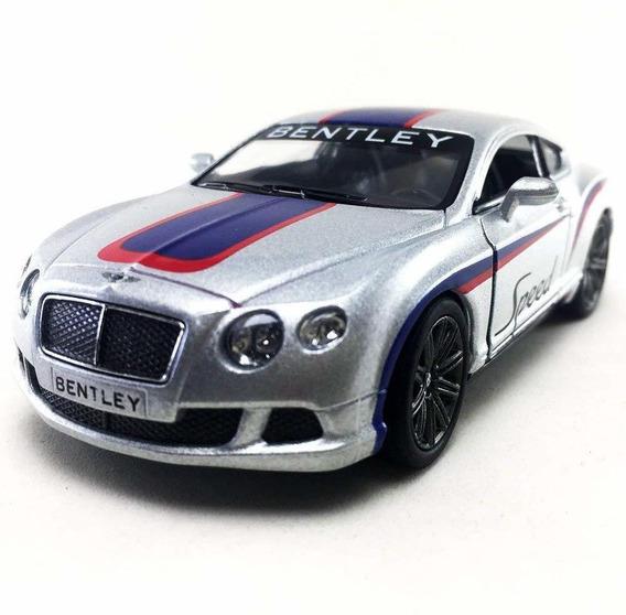 Auto 2012 Bentley Continental Gt Speed Colección Juguet Rdf1