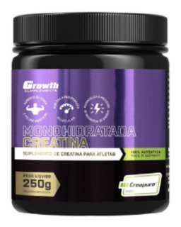 Creatina Creapure Growth 250g Original