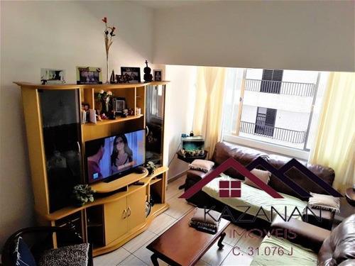 Imagem 1 de 15 de Vende-se Apartamento Com 1 Dormitório, Na Pompeia, Em Santos - 1012