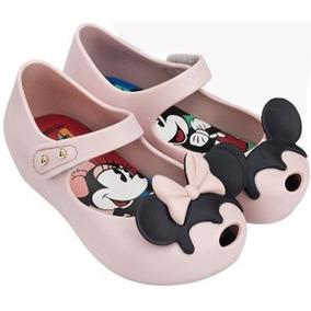 f57036527 Mini Melissa Ultragirl + Disney Twins - Calçados, Roupas e Bolsas no ...