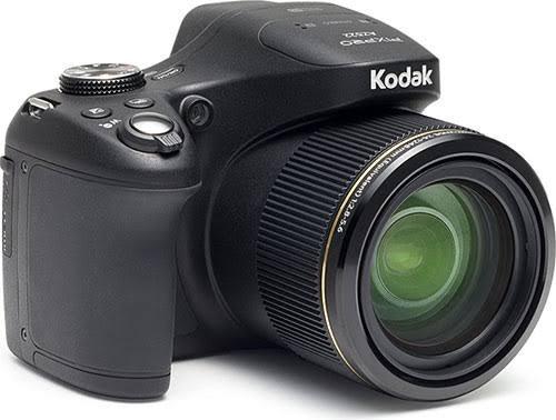 Câmera Digital Kodak Pixpro Az 522 + Cartão De Memória 4gb