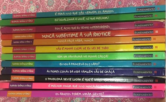 Coleção Querido Diário Otario
