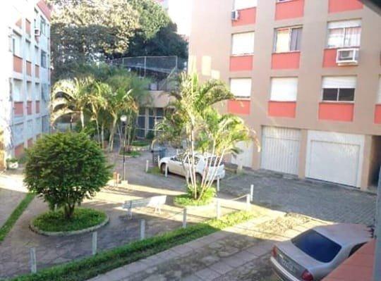 Apartamento Em Cristal Com 2 Dormitórios - Bt9573