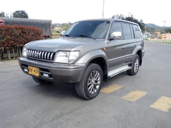 Toyota Prado Prado Vx 2004