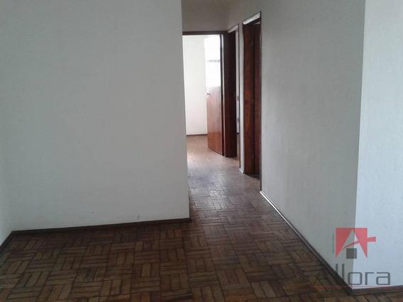 Apartamento Com 2 Dormitórios Para Alugar, 70 M² Por R$ 1.050,00/mês - Centro - Bragança Paulista/sp - Ap1018