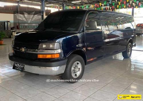 Imagen 1 de 13 de Chevrolet Van Express