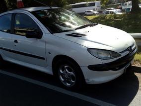 Peugeot 206 Xrd 5p 2001 Escucho Oferta!! - Juan Manuel Autos