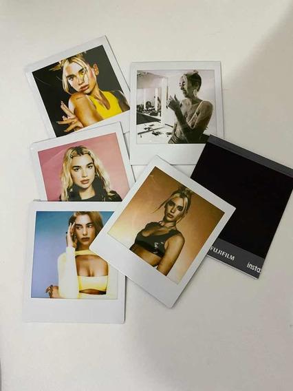 Fotos Polaroid Dua Lipa Future Nostalgia
