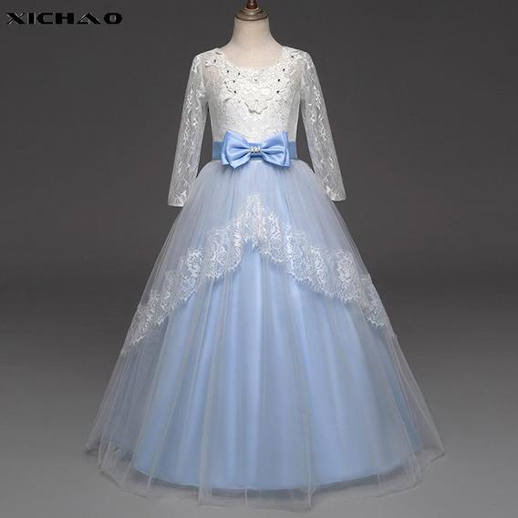 Princesa Del Funcionamiento Del Vestido Cumpleaños Vestido