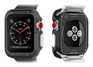 Case Fohuas Rugged Armor Para Apple Watch 42mm