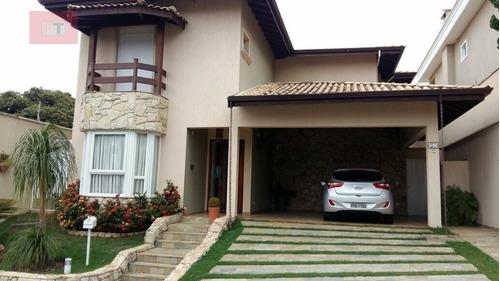 Casa À Venda Em Jundiaí/sp - Teffe-ca00185