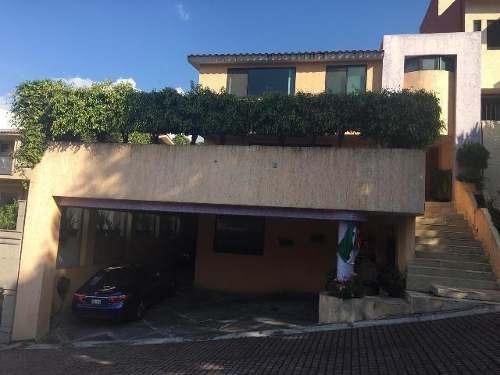 Casa En Condominio Horizontal En Venta En Bosques De Las Lomas ( 450035 )