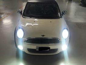 Mini Cooper 1.6 One 3pts Gasolina Manual Branco 2011 Comp