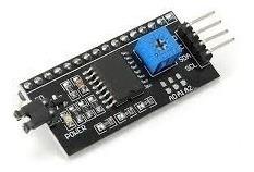 Módulo Serial I2c/iic Para Display Lcd 16x2