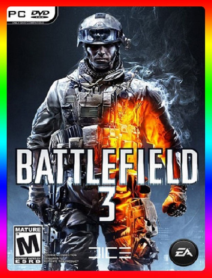 Battlefield 3 Pc - Origin Key (envio Já)