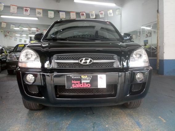 Hyundai Tucson Gl 2008 Automático+couro+mp5