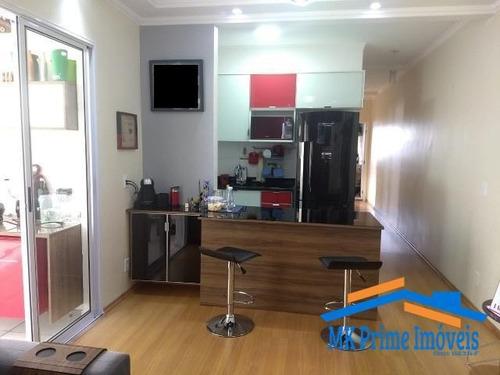Imagem 1 de 15 de Apartamento Flex Osasco 2 Com 2 Dormitórios - 1468