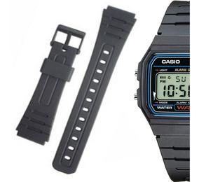 Pulseira Para Relógio Casio F91w Frete Grátis