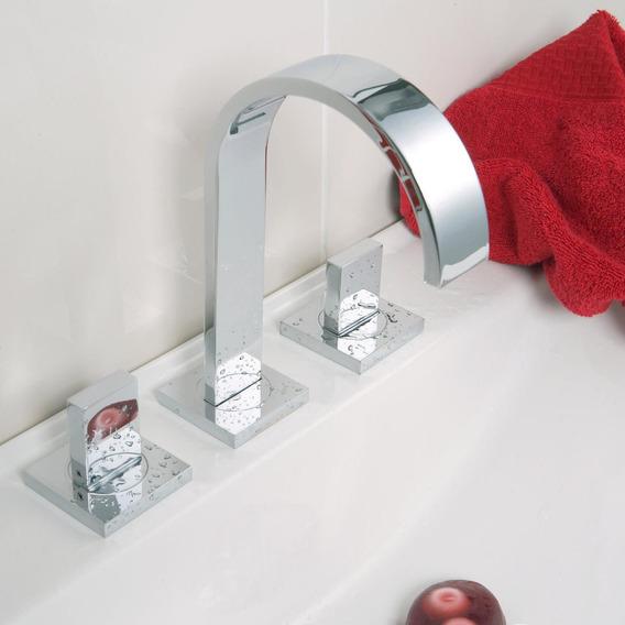 Misturador Para Banheiro De Mesa 1880 C 210 Meber Diwt