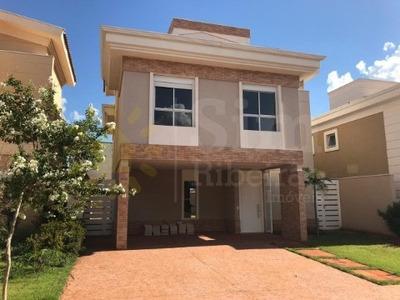 Vendo Casa Em Ribeirão Preto. Condomínio Baraúna Residencial. Agende Sua Visita. (16) 3235 8388 - Cc01685 - 33615629