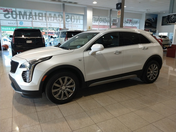 Cadillac Xt4 Luxury 2019 Blanco