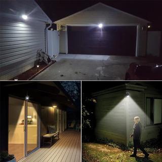 Reflector Solar Luz Led Detector De Movimiento Accesorios