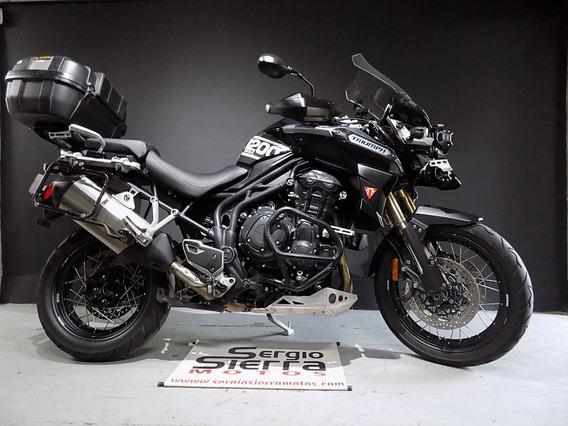 Triumph Tiger Explorer1200 Negra 2013