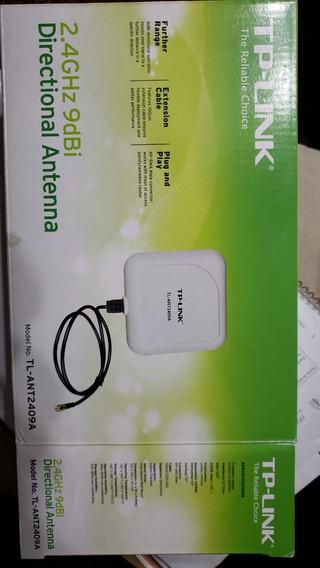 Antena Wifi Direccional 2.4ghz 9dbi