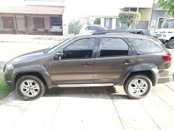 Fiat Palio Weekend Adventure Locker 1.6