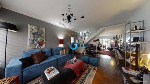 Casa Com 3 Dormitórios À Venda, 150 M² Por R$ 1.780.000 - Brooklin - São Paulo/sp - Ca2207