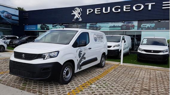 Demo Peugeot Partner 2020