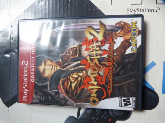 Onimusha 2 Playstation 2