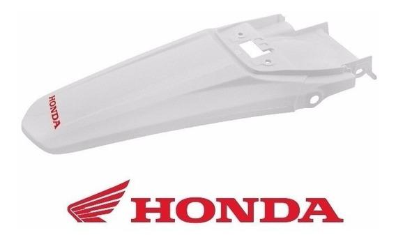 Paralama Traseiro Crf 230 Original Honda 2015 A 2018 Rabeta
