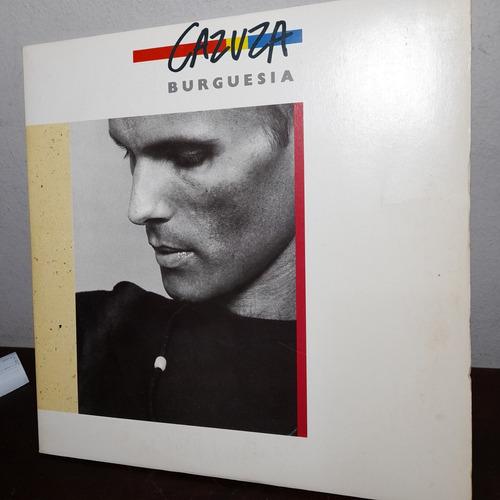 Imagem 1 de 10 de Vinil Lp Cazuza Burguesia Album Duplo Bom Estado.