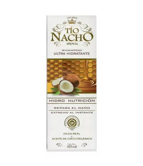 Tio Nacho Shampoo Ultra Hidratante 415ml