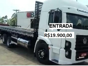 Vw 24250 Ano 2012 Trucado