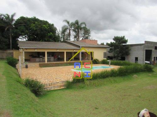 Imagem 1 de 30 de Chácara Com 1 Dormitório À Venda, 1845 M² Por R$ 698.000 - Chácara Planalto - Hortolândia/sp - Ch0022