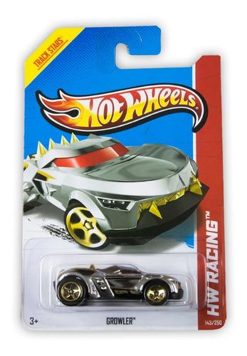 Hot Wheels Track Stars Hw Racing Growler 2013 X1772