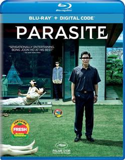 Parasite Blu-ray Importado Nuevo Original Sub Ingles