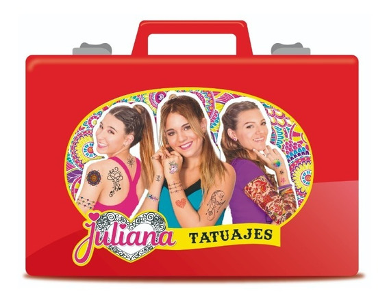 Juliana Tatuajes Valija
