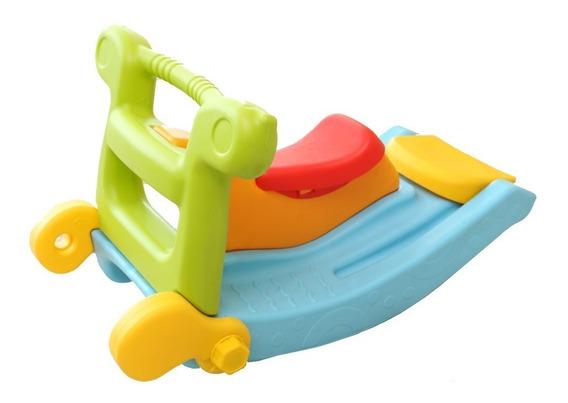 Playground Escorregador Gangorra Infantil Brinquedos