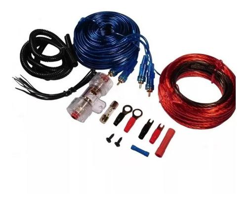 Kit De Cables Para Instalacion Potencia  Futuro21