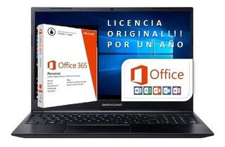 Notebook Banghó I3 Con Office 365 Y Windows 10 Originales
