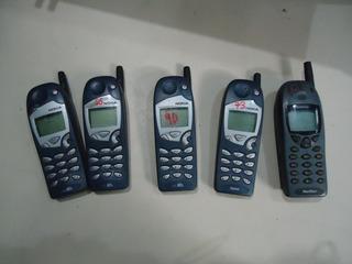 5 Sucata Celular Nokia Antigo